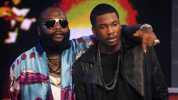 Quotes Of Rick Ross & Meek Mill Lyrics Lead To Arrest Of 63 Gang ...
