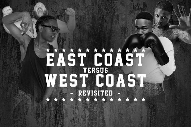 east coast-west coast rivalry essay