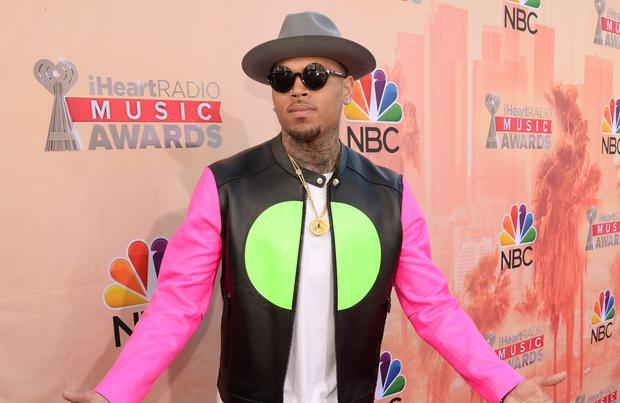Chris Brown Announces 4 Shows With August Alsina, Omarion ...