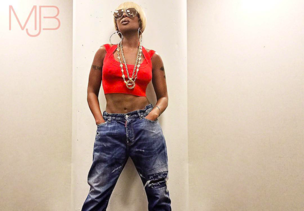 music video mary blige reveals strength woman release date ypve