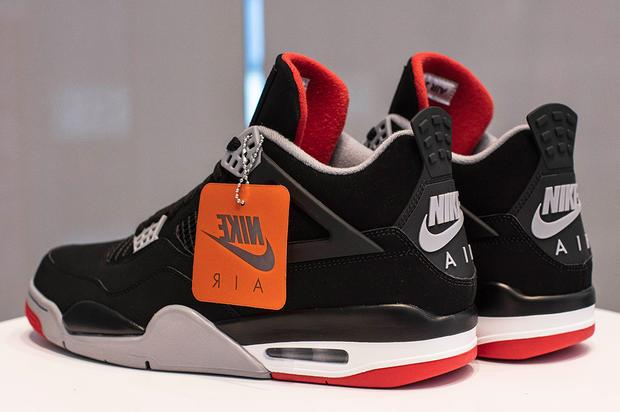 b80b0cbb688871 You can t go wrong with this classic. https   www.hotnewhiphop.com air- jordan-4-bred-dropping-next-month-detailed-look-news.77361.html