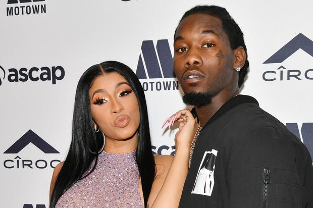 Offset Praises Cardi B For Press Music Video She Is So Creative
