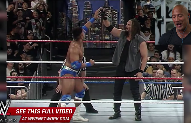 The Rock Gives Play-By-Play Commentary Of His First Ever WWE Match [New Video]
