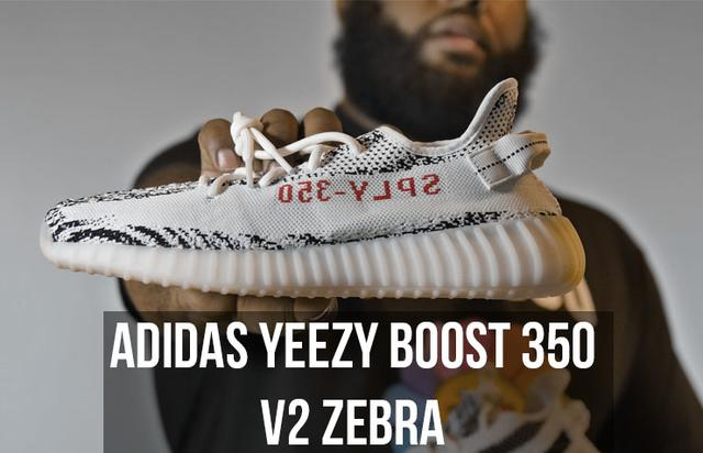 Yeezy Boost 350 V2 'Zebra' Restock Raffle On June 24th Canada