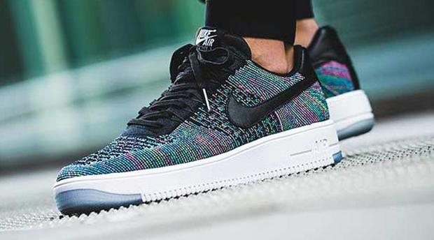 Air Force 1 Ultra Flyknit Gets Additional Colors   Low Top 2e8c31828