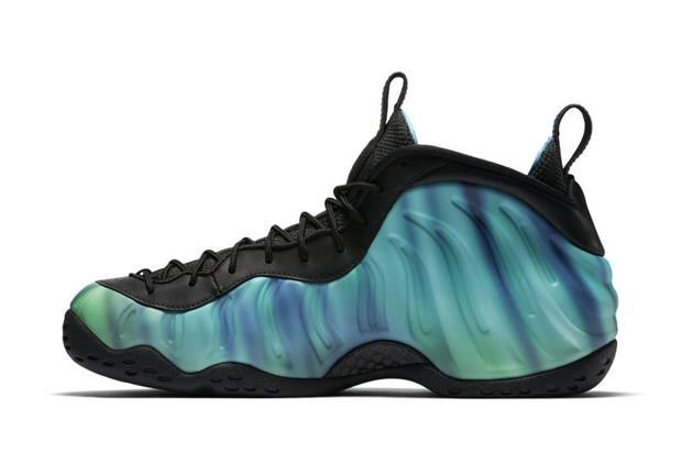 34dd2c85071 ... Nike Foamposite One Northern Lights Sneaker Review - YouTube  Nike Has  A ...