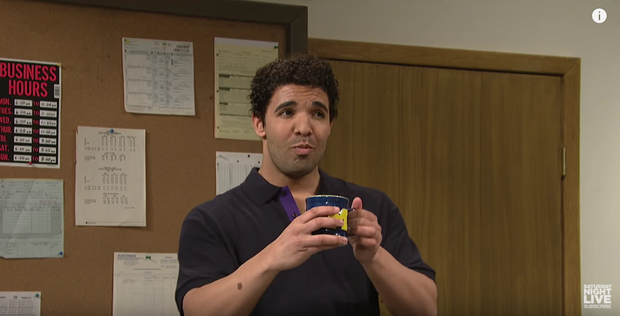 Watch Drake S Snl Skit That Was Cut From The Show