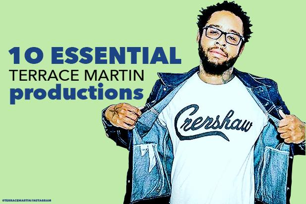 10 essential terrace martin productions for Terrace martin