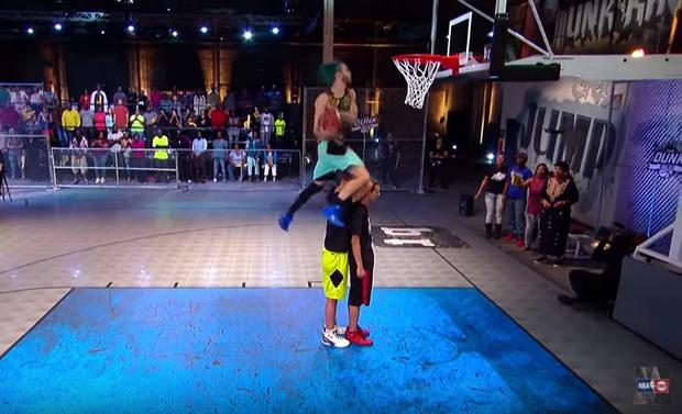 Watch Highlights From The Dunk King Season 2 Episode 1