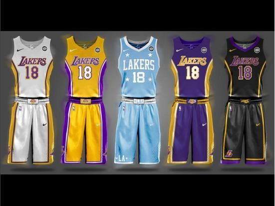 dd6369dd6 Artist Designs Nike x NBA Concept Jerseys For Next Season