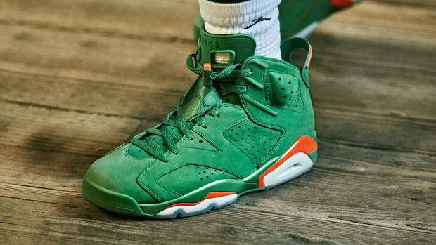 Gatorade partnered up with Jordan Brand for a special edition