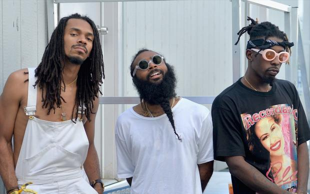 Flatbush Zombies Reveal Colorful Quot Vacation In Hell Quot Album
