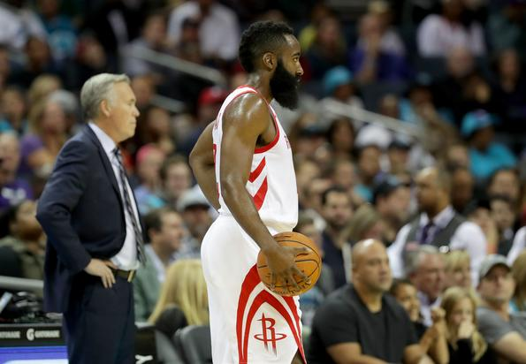 """99f11f4be07e1 James Harden Labeled """"Best Offensive Player I ve Ever Seen"""" By Mike D Antoni"""