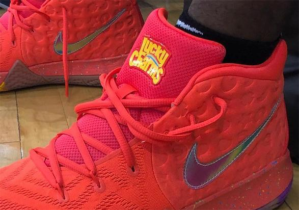 Kyrie Irving Debuts