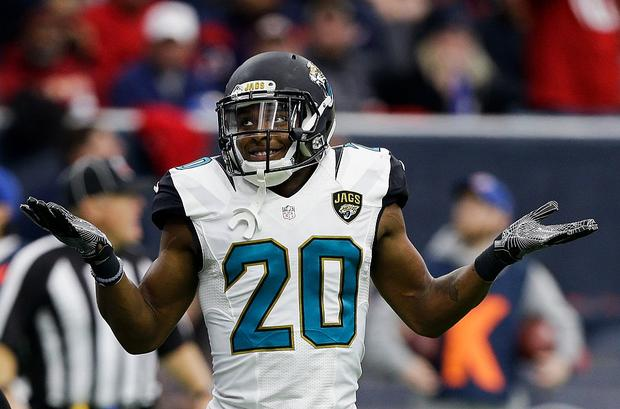 86033e8fc The Jacksonville Jaguars have suspended Pro Bowl cornerback Jalen Ramsey  and defensive end Dante Fowler for a week