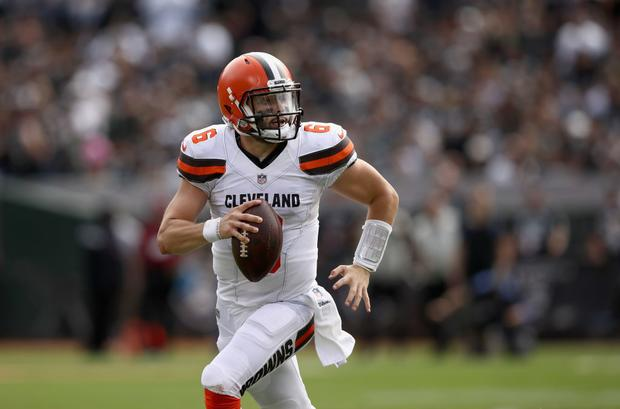 Johnny Manziel Pens Letter To Cleveland Browns Qb Baker