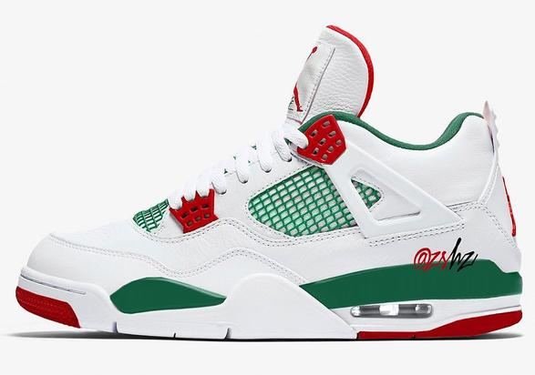 """""""Do The Right Thing"""" Inspired Air Jordan 4s Are In The Works  First Look b5f93ca8f"""