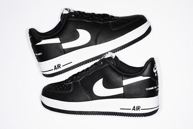 Supreme x Comme des Garcons x Nike AF1 Low Drops Today 7f9228c8a9