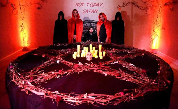 Satanic Temple Sues Netflix For Copyright Issues In