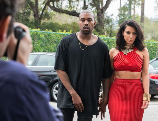 Kanye West Reportedly In Therapy With Kim Kardashian For His Behavior - HotNewHipHop