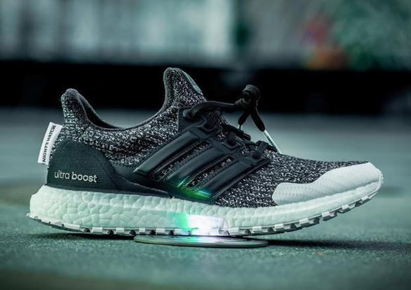 """Game Of Thrones x Adidas UltraBoost """"Night s Watch""""  First Look 454bf678d"""