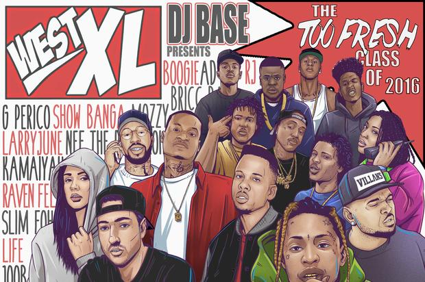 DJ Base - West XL 16 | Around the Blogs Forum | Section Eighty