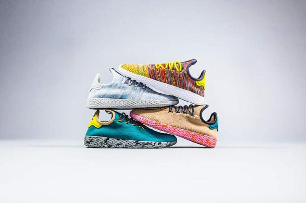 Now is your chance to grab Pharrell s new Adidas collab. http   www. hotnewhiphop.com pharrell-x-adidas-nmd-tennis-hu-now-available-news.35611.html  ... cace97cad