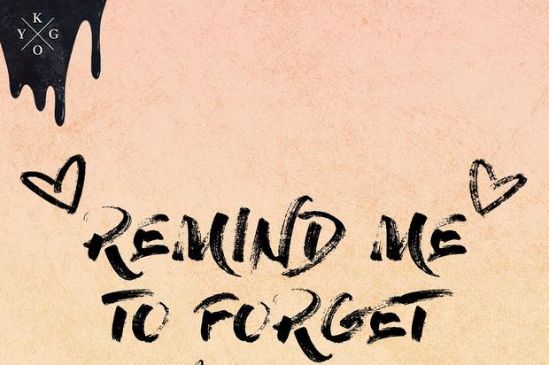 Miguel Assists Kygo On New Single Remind Me To Forget Section