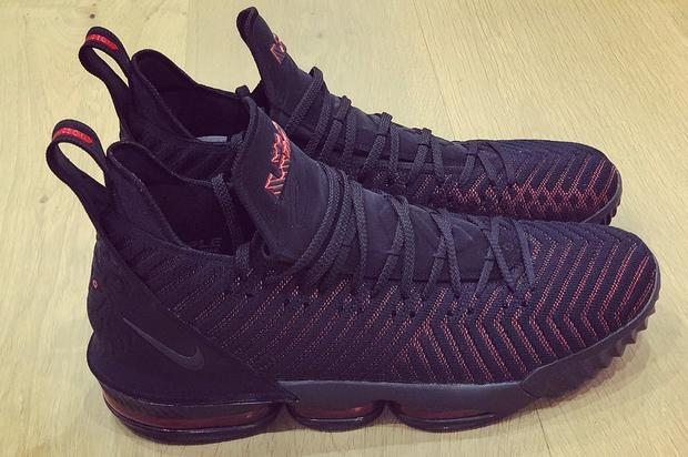sneakers for cheap 7975c ac2d1 Nike LeBron 16 Release Date Announced