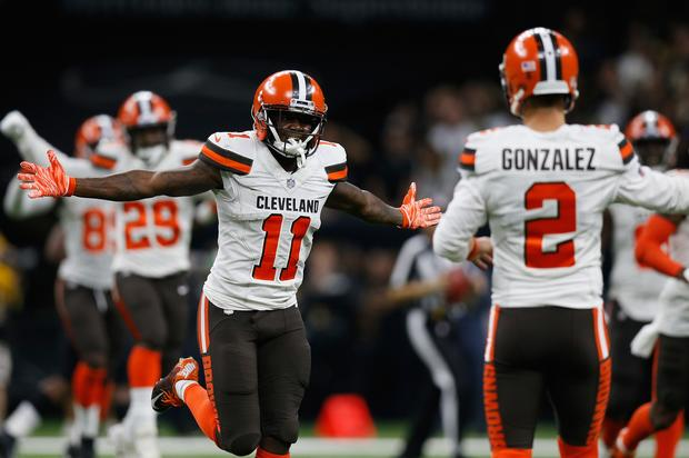 8c4e4aec3 Browns Favored Against NY Jets