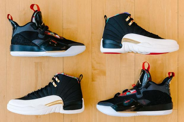 b6cd5aae48d Images 43einhalb SOURCESTYLEAir Jordan 12Air Source · Jordan Brand s 2019  Chinese New Year Collection Release Date