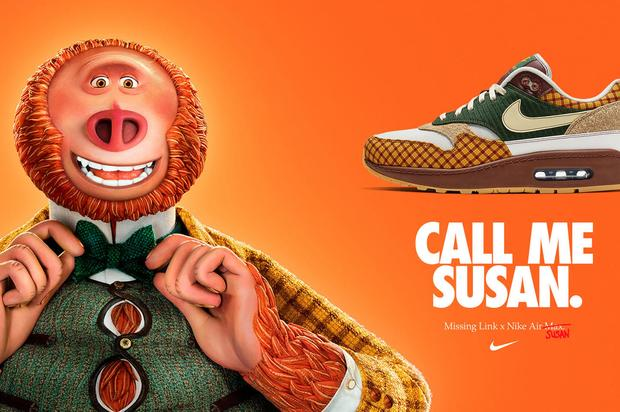 """the best attitude a1383 5bccc Nike Air Max Susan """"Missing Link"""" Limited Edition Release Details"""