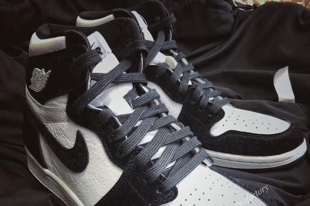This new Air Jordan 1 comes in pony hair overlays. https   www.hotnewhiphop .com detailed-images-of-the-womens-air-jordan -1-panda-colorway-news.73988.html 0a4fceef5