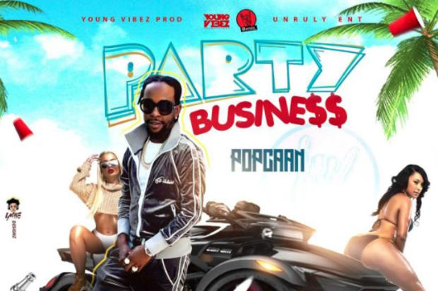 Popcaan Is Back With
