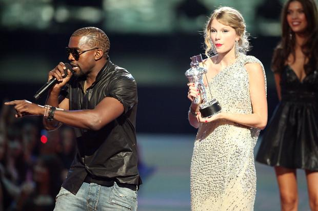 Taylor Swift Seemingly Shades Kanye West A Decade After VMA