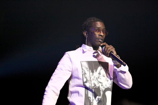 """Young Thug's """"Punk"""" Estimated To Debut With 85k–95k Sales"""