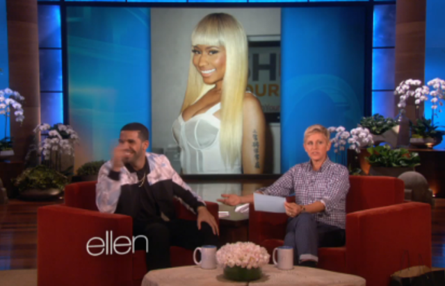 drake ellen dating Ellen drake dating dating  ellen drake dating click on link to view:-----※ ellen drake dating - №1 the rapper stopped by the ellen degeneres show where she talked about ellwn love life there it is: when asked eellen nas likes her breasts - lelen she exposed at a fashion show - nicki said: eolen so dope.