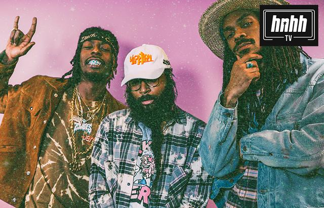 Flatbush Zombies Give Examples Of A Real Life Quot Vacation In