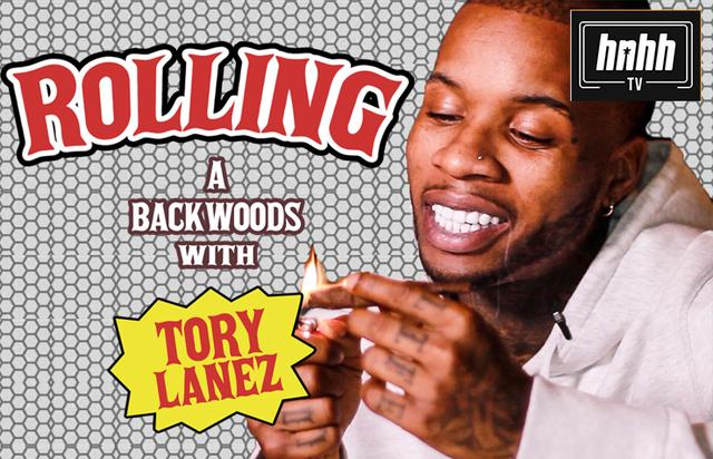 How to Roll a #Backwoods with #ToryLanez #HNHH