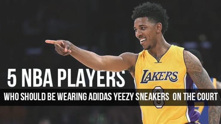47e4a348fc1308 5 NBA Players Who Should Be Wearing Adidas Yeezy Sneakers On The Court