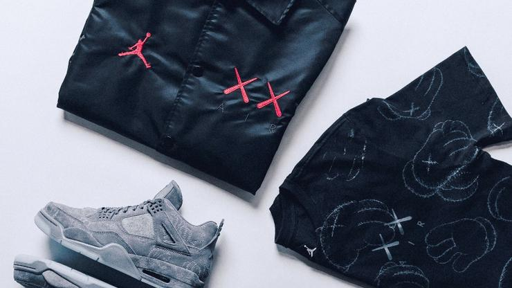 053c5432fa71 Jordan Brand x KAWS Capsule Collection Officially Revealed