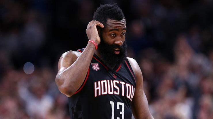 22b42c8844f6 James Harden Sued By Moses Malone Jr. For Allegedly Setting Up Assault And  Robbery