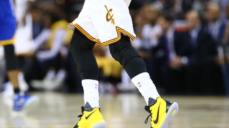 best service b6357 66fc1 Kyrie Irving Debuted This Brand New Nike Kyrie 3 During Game 3