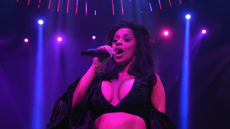 "Offset Cardi B Um Yeah Instrumental: Cardi B Reveals ""Um Yea"" Recorded During First Ever"