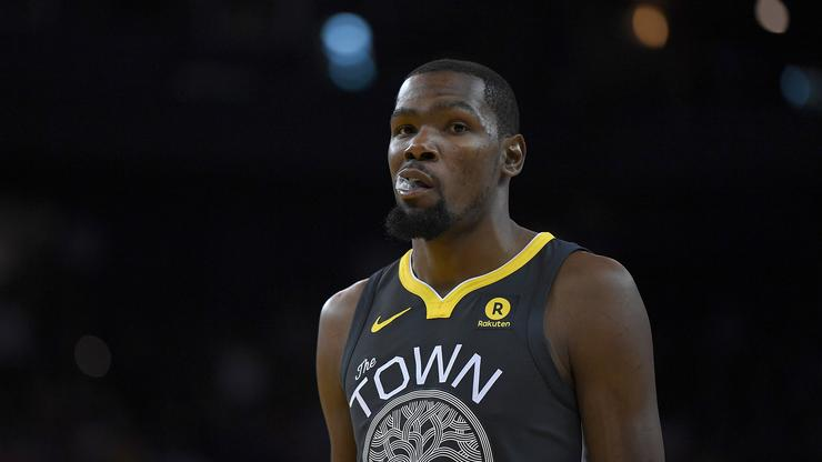 851612498 Kevin Durant Mocks Nick Young s Decision To Rock