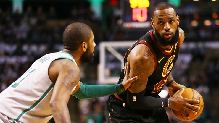 33907a04de3 LeBron James Wants All-Star Captains To Pick Teams At Saturday Practice
