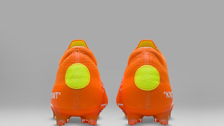 a2973f64341e9 Off-White x Nike Soccer Cleats Revealed In Detail