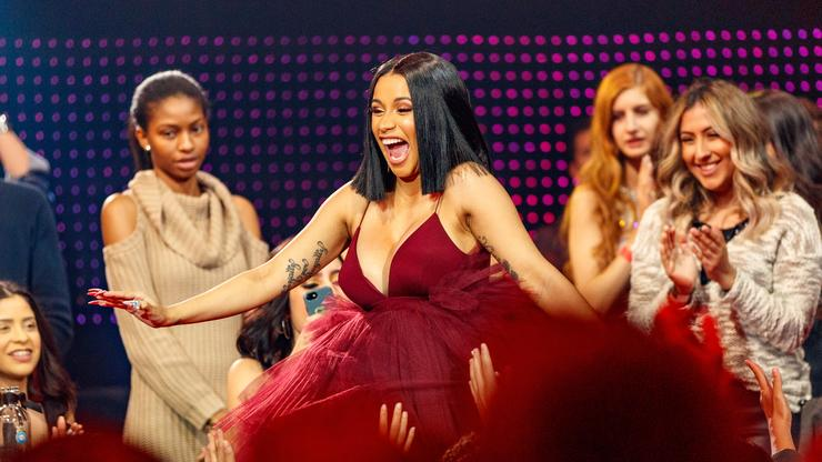 Cardi B Explains Why Her Baby Is Named Kulture On Twitter: Cardi B Explains Why She Started Stripping While Going