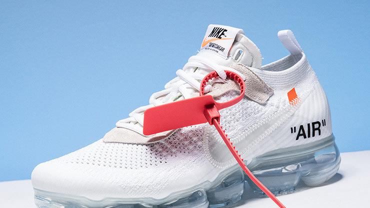 buy online 789c0 28c75 Off-White x Nike Vapormax To Release Tomorrow In White Colorway