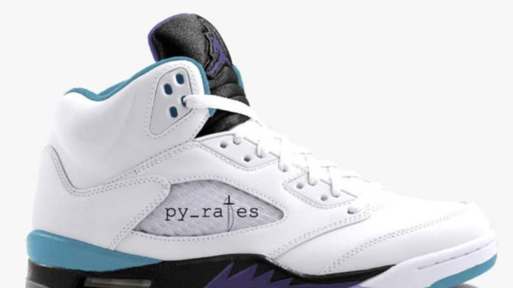 """the best attitude 5791f bdc5d Air Jordan 5 """"Grape Ice"""" Rumored To Release This Summer"""
